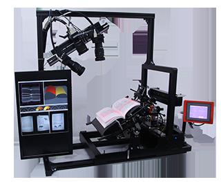 این دستگاه اسکن سه بعدی، توانایی اسکن ۲۵۰ برگه در دقیقه را دارد!