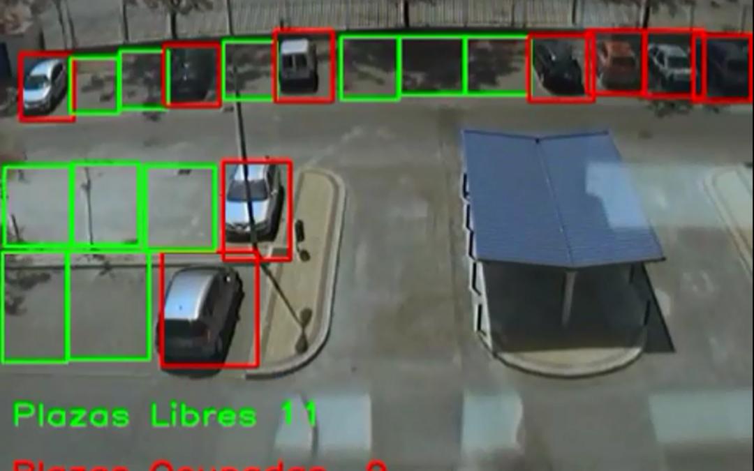 مدیریت هوشمند پارکنیگ به کمک بینایی ماشین
