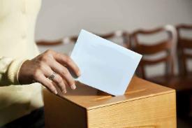 انتخابات دوره دوم شاخه دانشجویی
